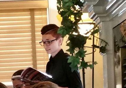 M Ullrch author reading